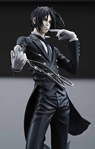 Image 9 for Kuroshitsuji ~Book of Circus~ - Sebastian Michaelis - G.E.M. - 1/8 (MegaHouse)