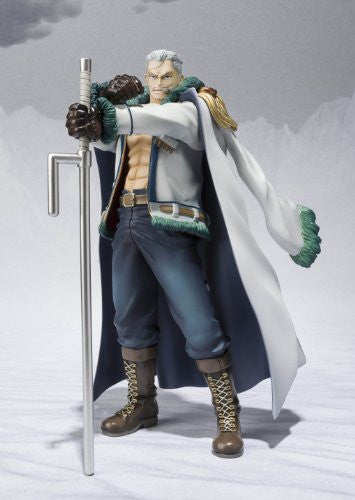 Image 4 for One Piece - Smoker - Figuarts ZERO - Punk Hazard ver. (Bandai)