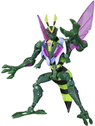 Image 1 for Transformers Animated - Waspeeter - TA37 - Waspinator (Takara Tomy)