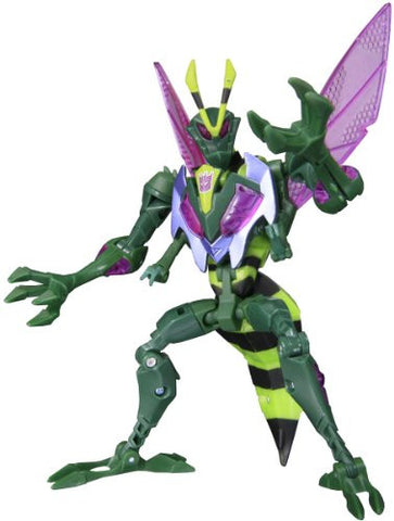 Image for Transformers Animated - Waspeeter - TA37 - Waspinator (Takara Tomy)
