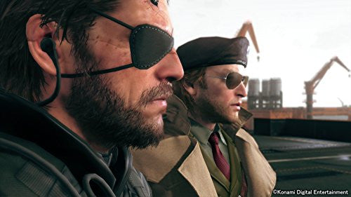 Image 8 for Metal Gear Solid V: The Phantom Pain [Limited Edition]