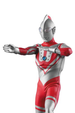Ultraman - Zoffy - Real Action Heroes #441 - Ver.2.0 (Medicom Toy)
