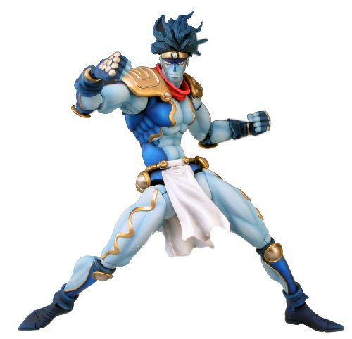Image 1 for Jojo no Kimyou na Bouken - Stardust Crusaders - Star Platinum - Super Action Statue #10 - Second Ver. (Medicos Entertainment)