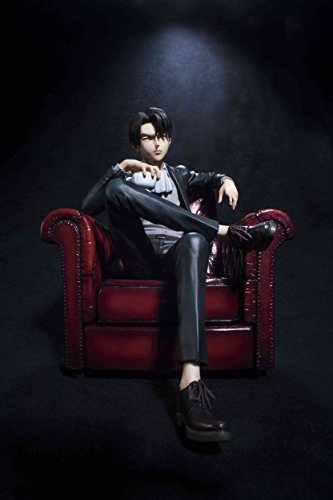 Image 4 for Shingeki no Kyojin - Levi - Hdge - Mens Hdge No.3 (Union Creative International Ltd)