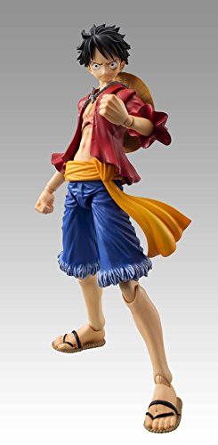 Image 2 for One Piece - Monkey D. Luffy - Variable Action HEROS (MegaHouse)