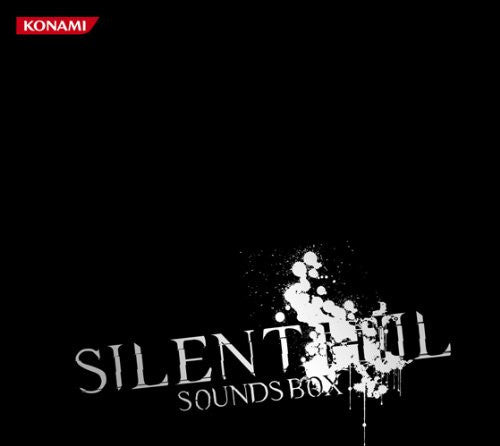 Image 1 for SILENT HILL SOUNDS BOX