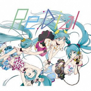 Image for Re:Dial / livetune feat. Hatsune Miku [Limited Edition]