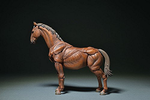 Image 8 for KT Project KT-008 - Revoltech - Horse - Color (Kaiyodo)