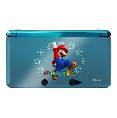 Image 2 for Super Mario Protective Cover 3DS (Cool Edition)Super Mario Protective Cover 3DS (Fine Edition)