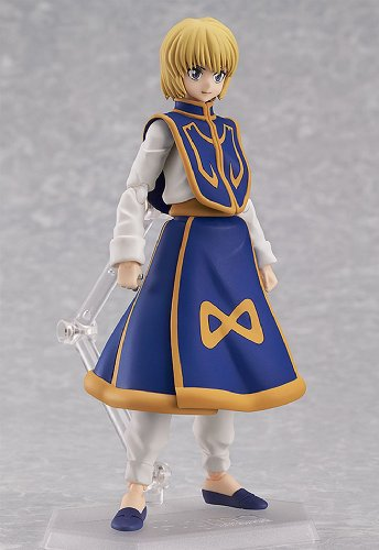 Image 3 for Hunter x Hunter - Kurapika - Figma #194 (Max Factory)