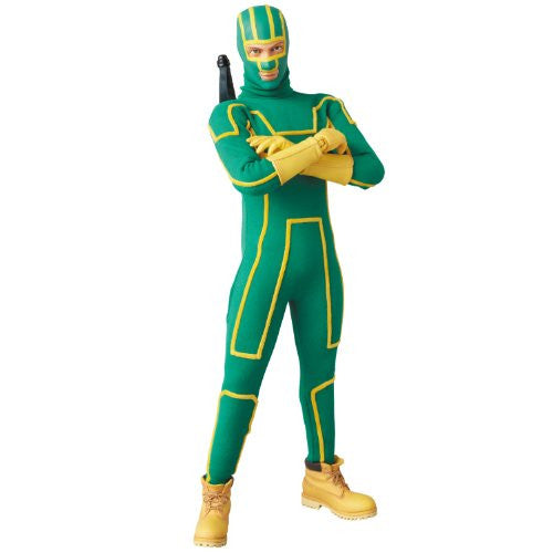 Image 1 for Kick-Ass 2 - Kick-ass - Real Action Heroes #674 - 1/6 (Medicom Toy)