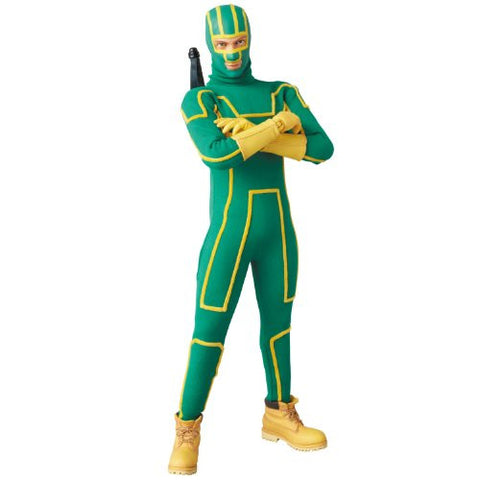 Image for Kick-Ass 2 - Kick-ass - Real Action Heroes #674 - 1/6 (Medicom Toy)
