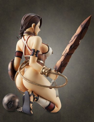 Image 6 for Queen's Blade Rebellion - Branwen - Excellent Model - 1/8 (MegaHouse)