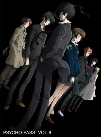 Image for Psycho-pass Vol.8