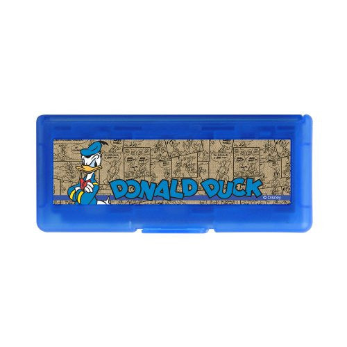 Image 2 for Disney Character Card Case 6 Seal Set for Nintendo 3DS (Donald)