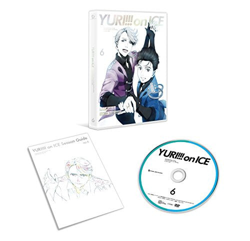 Image 2 for Yuri!!! on Ice - Vol. 6