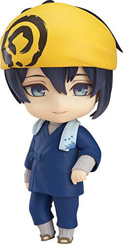 Image 1 for Touken Ranbu - Online - Mikazuki Munechika - Nendoroid Co-de - Uchiban Co-de (Orange Rouge)