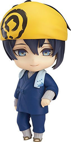 Image for Touken Ranbu - Online - Mikazuki Munechika - Nendoroid Co-de - Uchiban Co-de (Orange Rouge)