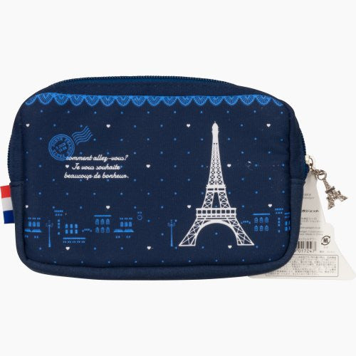 Image 3 for Design Pouch for 3DS LL (Eiffel Tower)
