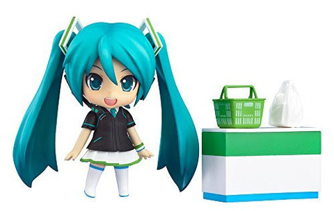 Image for Vocaloid - Hatsune Miku - HappyKuji - HappyKuji Hatsune Miku 2013 Summer ver. - Nendoroid #339a - Family Mart 2013 ver. - Swimsuit ver.