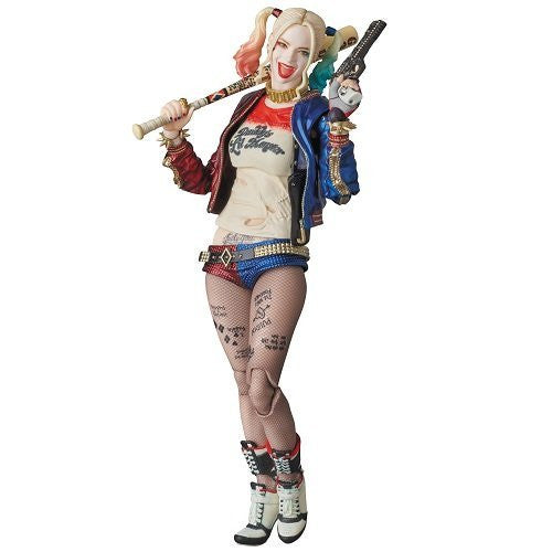 Image 1 for Suicide Squad - Harley Quinn - Mafex No.033 (Medicom Toy)