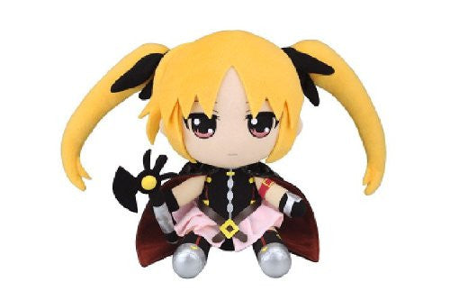 Image 1 for Mahou Shoujo Lyrical Nanoha The Movie 2nd A's - Fate Testarossa - Mahou Shoujo Lyrical Nanoha The Movie 2nd A's Plush Series #02 (Gift)