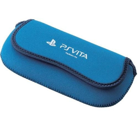 PS Vita Neoprene Soft Case (Blue)
