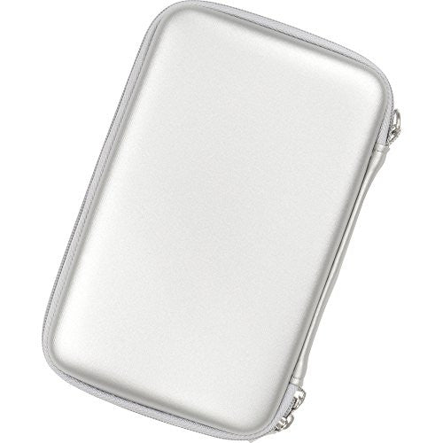 Image 3 for Semi Hard Case for New 3DS LL (Silver)