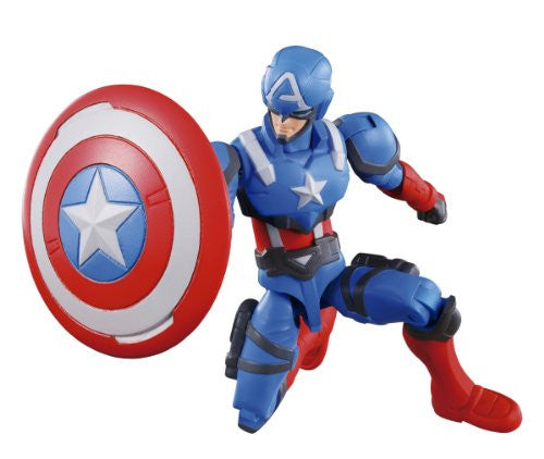 Image 3 for Disk Wars: Avengers - Captain America - Hyper Motions (Bandai)