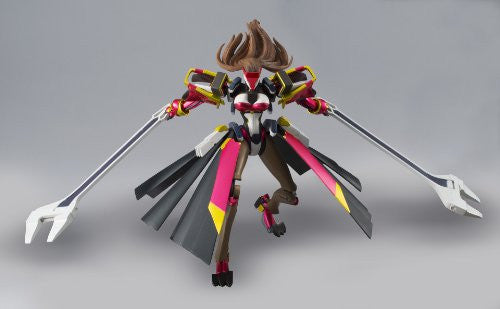 Image 6 for Kyoukai Senjou no Horizon - Jizuri Suzaku - Variable Action (MegaHouse)