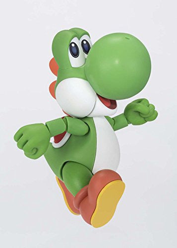 Image 10 for Super Mario Brothers - Yoshi - S.H.Figuarts (Bandai)