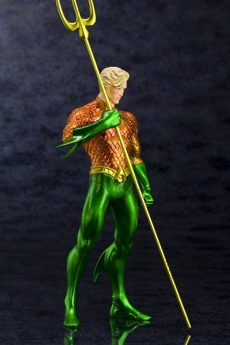 Image 11 for Justice League - Aquaman - DC Comics New 52 ARTFX+ - 1/10 (Kotobukiya)