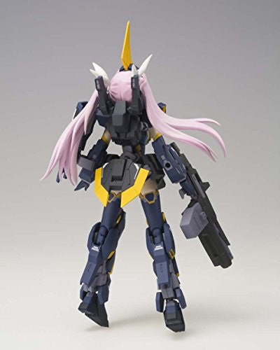 Image 7 for Kidou Senshi Z Gundam - RX-178 Gundam Mk-II - RMS-154 Barzam - A.G.P. - MS Girl - Titans Specification (Bandai)