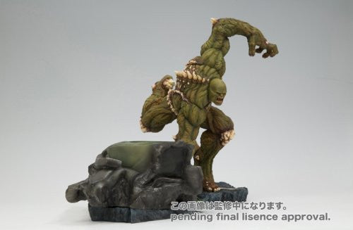 Image 5 for The Incredible Hulk Movie - Abomination - Fine Art Statue - Movie Ver. (Kotobukiya)