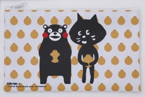 Image 4 for Kumamon Notebook W/Kumamon To Nyaa No Nakayoshi Tote Bag & Purse