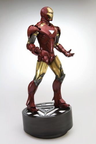 Image 2 for Iron Man 2 - Iron Man Mark VI - Fine Art Statue - 1/6 (Kotobukiya Marvel)