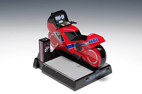 Image for Hang-On - Memorial Game Collection Series WAVGM-016 - Hang-on Game Machine [Ride-on Type] - 1/12 (Wave)