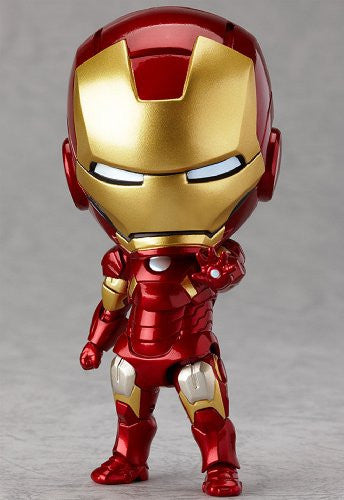 Image 2 for The Avengers - Iron Man Mark VII - Nendoroid #284 - Full Action (Good Smile Company)