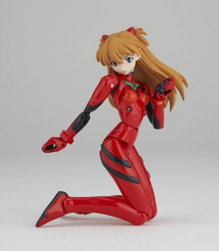 Image 3 for Gekkan Eva 5th Cr Pachinko Evangelion Guide Book W/Asuka Figure