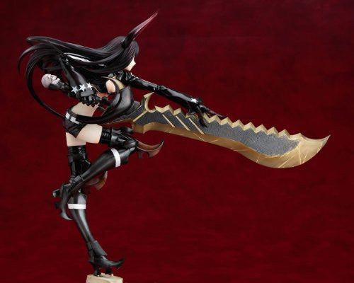 Image 6 for Black ★ Rock Shooter - Black ★ Gold Saw - 1/8 - Anime Ver. (Good Smile Company)