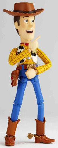 Image 5 for Toy Story - Woody - Revoltech - Revoltech Pixar Figure Collection - 005 (Kaiyodo)