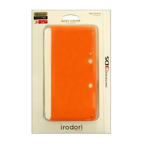 Image for Body Cover 3DS (orange)