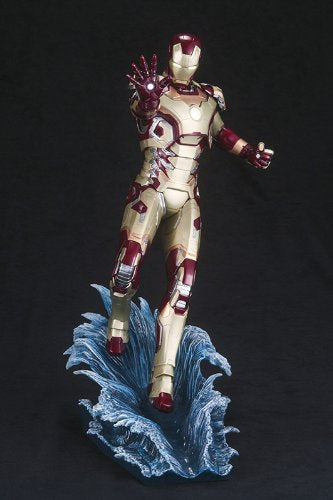Image 5 for Iron Man 3 - Iron Man Mark XLII - ARTFX Statue - 1/6 (Kotobukiya)