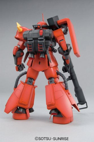 Image 4 for Kidou Senshi Gundam - MS-06R-2 Zaku II High Mobility Type - MG #113 - 1/100 - Ver. 2.0, Johnny Ridden Custom (Bandai)