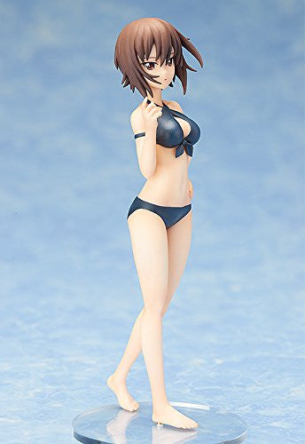 Image 6 for Girls und Panzer der Film - Nishizumi Maho - S-style - 1/12 - Swimsuit Ver. (FREEing)