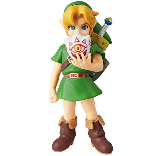 Image 1 for Zelda no Densetsu: Majora no Kamen - Link - Ultra Detail Figure No.313 (Medicom Toy)