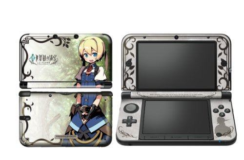 Image 1 for Shin Sekaiju no Meikyuu Design Skin for 3DS LL