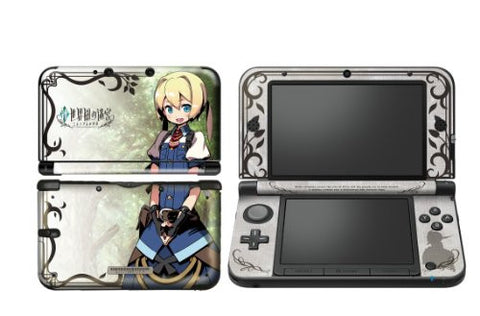 Image for Shin Sekaiju no Meikyuu Design Skin for 3DS LL