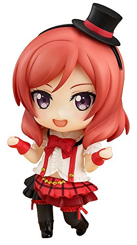 Image 1 for Love Live! School Idol Project - Nishikino Maki - Nendoroid #516 (Good Smile Company)