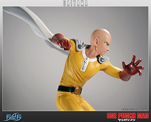 One Punch Man - Saitama - 1/4 (First 4 Figures)